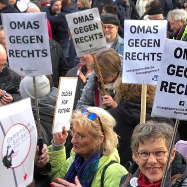 Omas gegen Rechts Deutschland